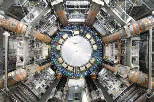 Particle physics goes public