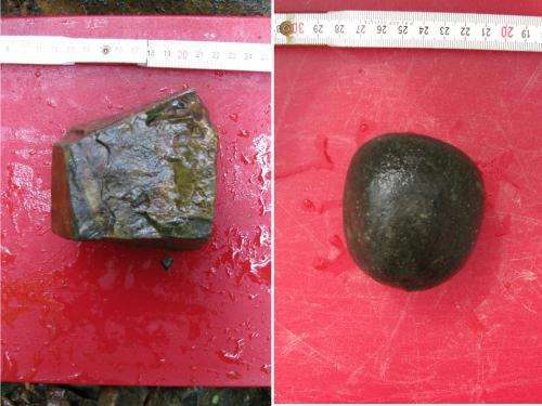 Penn geophysicist teams with mathematicians to describe how river rocks round