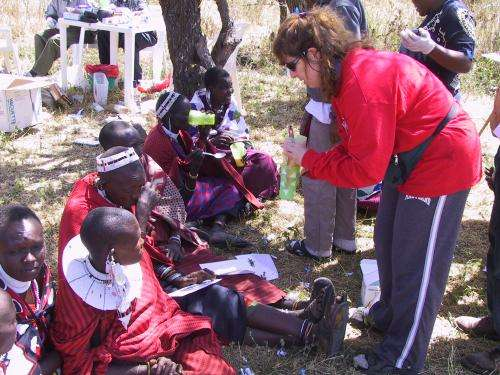 Penn team links Africans' ability to digest milk to spread of cattle raising