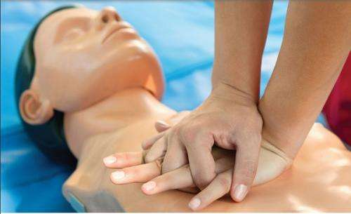 Performing CPR can double or triple a cardiac arrest victim's chance of survival