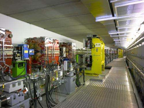 DESY and IBM develop big data architecture for science