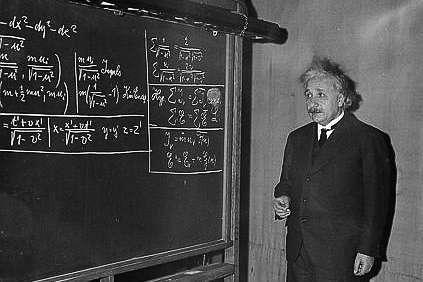 Philosopher untangles Einstein senility controversy