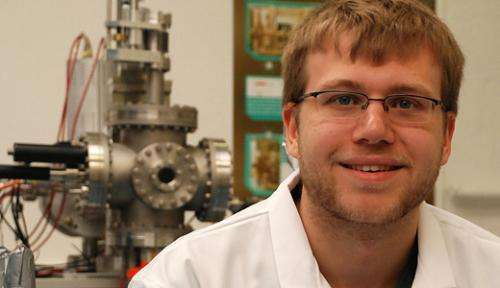 Physicist's research aids battle against drug smuggling