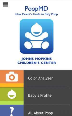 Johns Hopkins Children's Center experts urge new parents to pay attention to baby's poop color