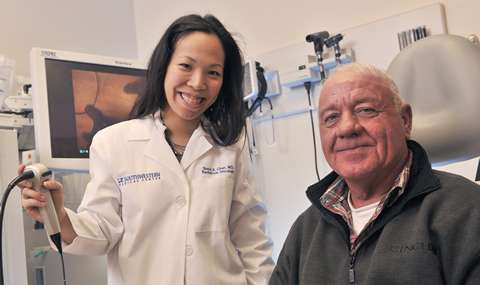 Possible world's first: UT Southwestern Physicians use CyberKnife to treat vocal cord cancer