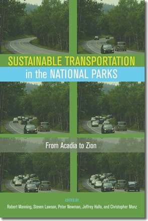 Professor co-authors book on sustainable transportation at national parks