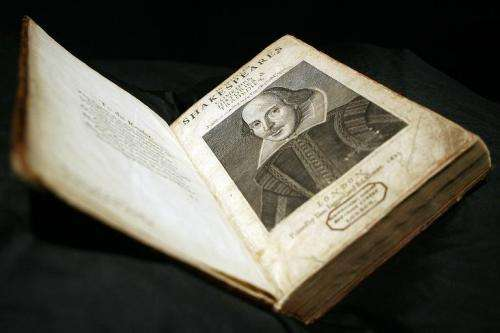Rare Early Shakespeare Compilation Found In Small French Library