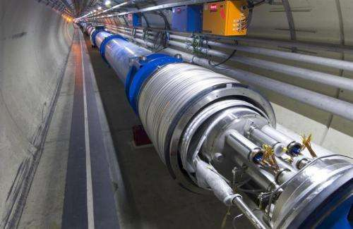 Reigning in chaos in particle colliders yields big results