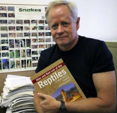 Reptile Atlas a first for southern Africa