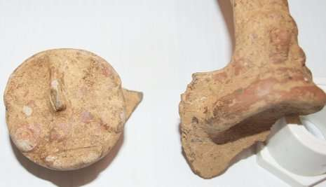 Researcher digs deep into St. Thomas's past
