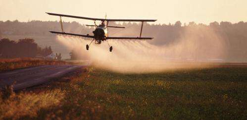 Resistance shapes the discovery of new insecticides