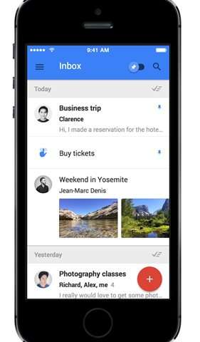 Review: Adapting to new Google email is a chore