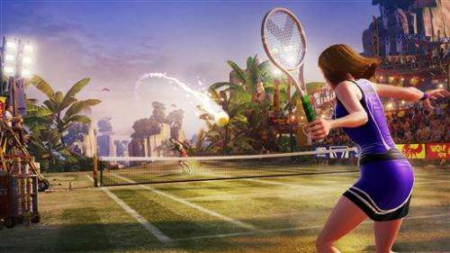 Review: 'Kinect Sports Rivals' a moving experience