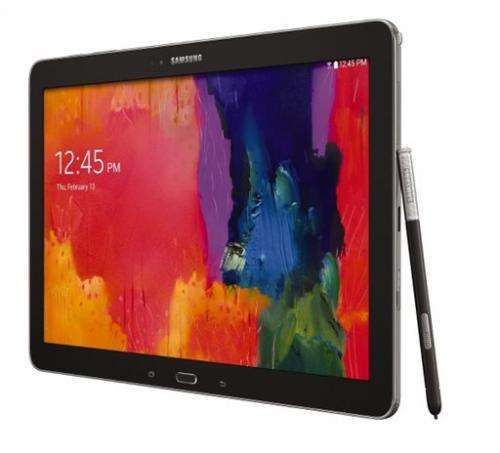 Review: Laptop features costly in Samsung tablet