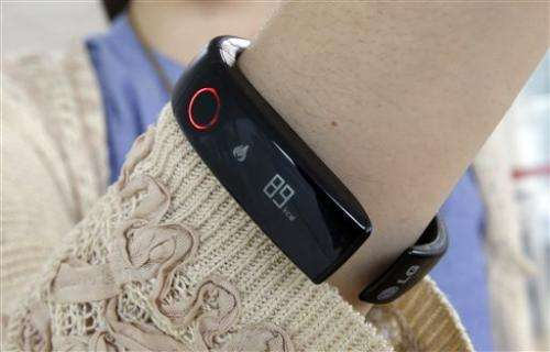 Review: LG Lifeband Touch needs a purpose