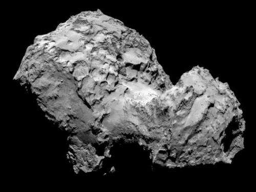 Rotten eggs, horse pee, alcohol and bitter almonds: this is the bouquet of odours you would smell if a comet in deep space could
