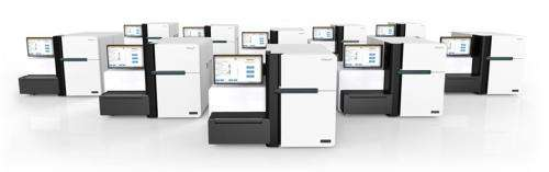 Illumina announces $1000 whole human genome sequencing machine