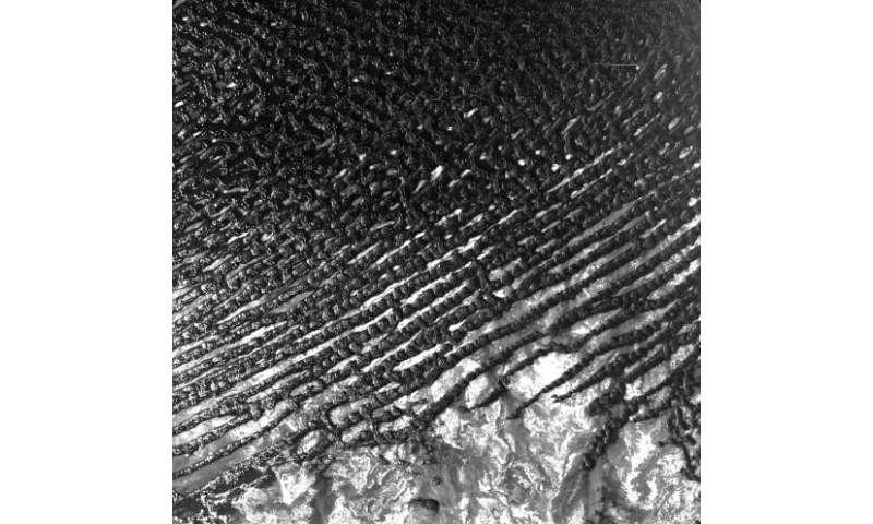 Image: Rub' al Khali desert imaged by Sentinel-1