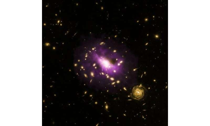 RX J1532.9+3021: Extreme power of black hole revealed