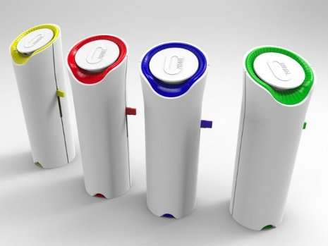Scents that are sent: oPhone delivers aromas