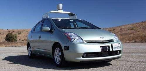 Self-driving cars need 'adjustable ethics' set byowners