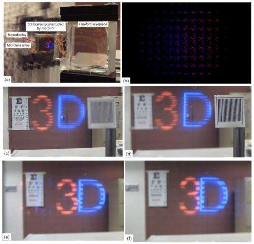 Sight for sore eyes: Augmented reality without the discomfort