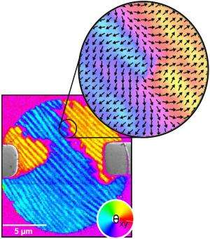 Simultaneous imaging of ferromagnetic and ferroelectric domains