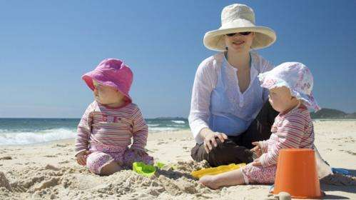 Skin cancer rates five times higher than in 70s