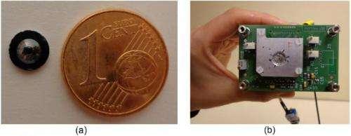 Skinny lens makes cheap surveillance camera for home use