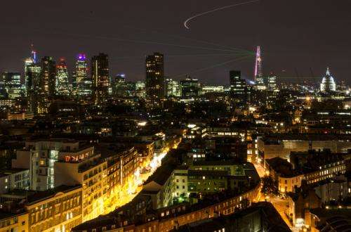Small businesses get a shot at the big time with .London
