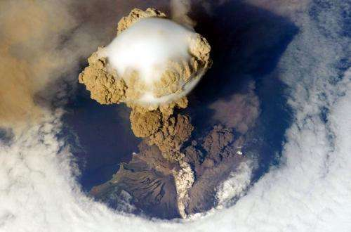 Small volcanic eruptions could be slowing global warming