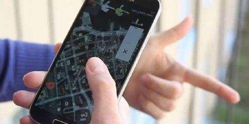 Smartphone understands hand gestures