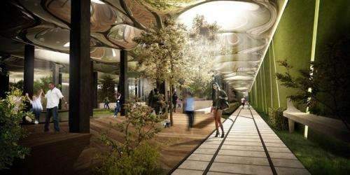 Solar Tech Could Enable World's First Underground Park