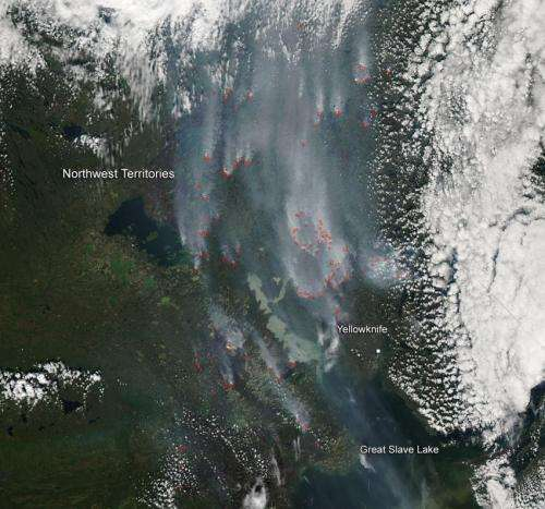 Southfork and Staley Complex fires in Oregon