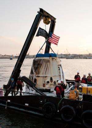 SpaceX-3 mission to return Dragon's share of Space Station science