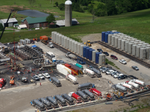 Stanford-led study assesses the environmental costs and benefits of fracking