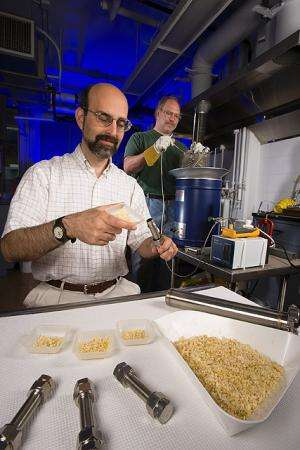 Studies steadily advance cellulosic ethanol prospects