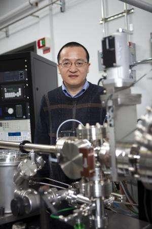 Study: Atom-high steps halt oxidation of metal surfaces