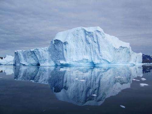 Study examines iceberg shifts in North Atlantic