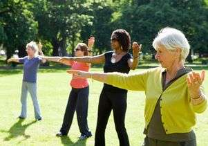 Study finds tai chi reduces inflammation in breast cancer survivors