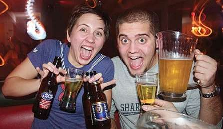 Study finds troubling relationship between drinking and PTSD symptoms in college students