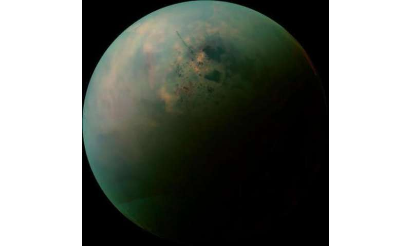 Success! Cassini flies by Titan, collects intel on mysterious lakes