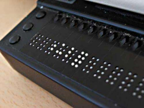 Technology changing lives for visually impaired people in developing countries