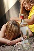 Teen drinkers risking their lives: study