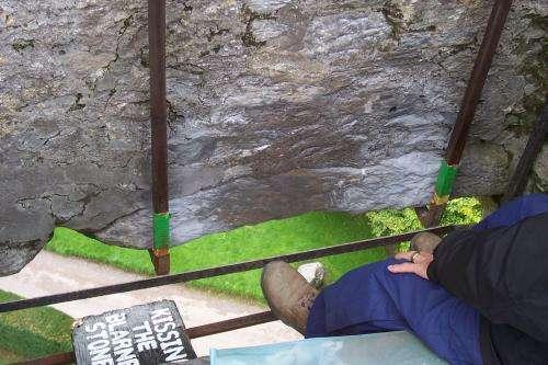 The Blarney Stone