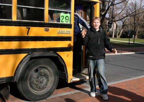 The Medical Minute: Back-to-school transitions for teens