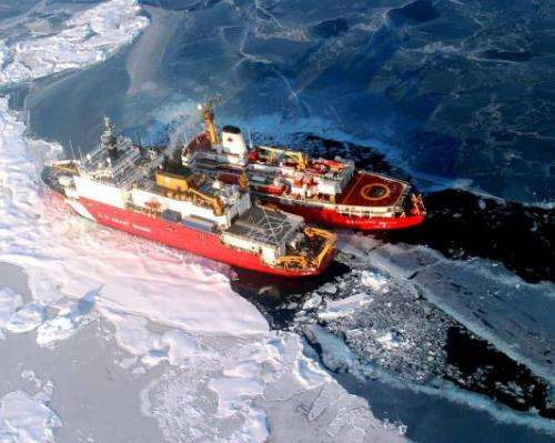 The unprecedented policy issues emerging as melting sea ice opens up new opportunities for deep-sea mining