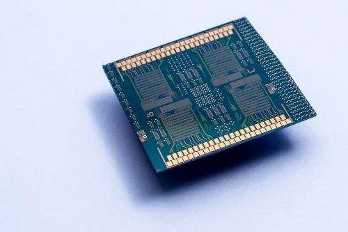 Thin-film hybrid oxide-organic microprocessor