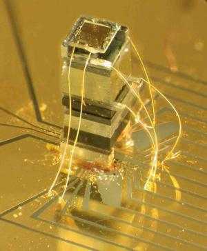Tiny magnetic sensor deemed attractive