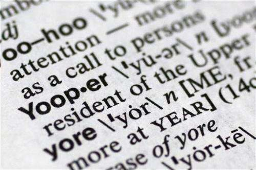 Top 15 words added to Merriam-Webster dictionary